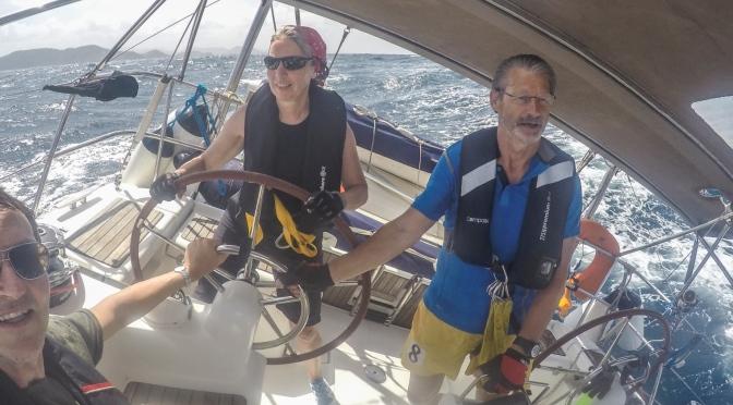 Segeln mit erfahrener Crew