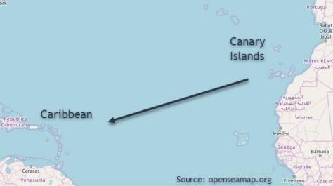 Canary-Caribbean